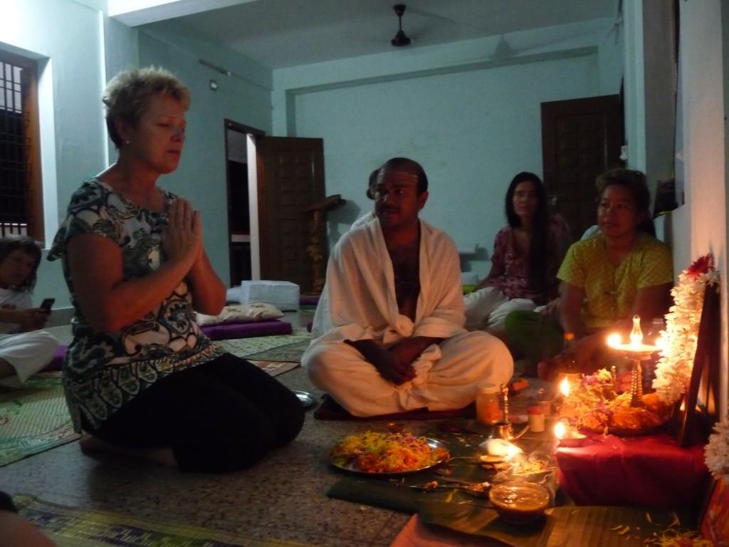 Yoga Teaching in India