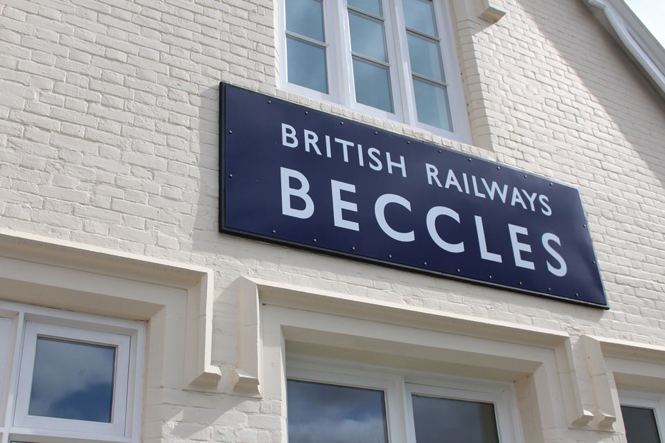 beccles train station